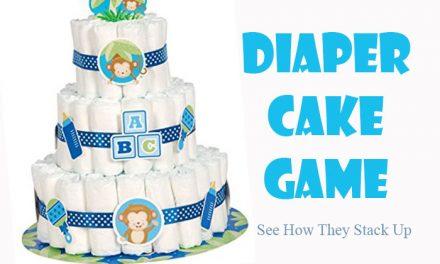 Diaper Cake Game