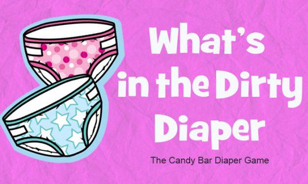 Whats in the Dirty Diaper