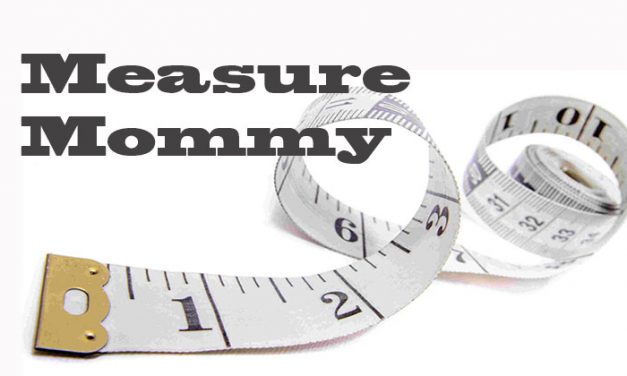 Measure Mommy Shower Game