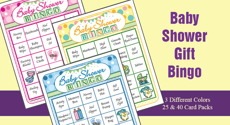 photograph regarding Printable Baby Shower Bingo named Child Shower Bingo - Child Shower Present Bingo Match