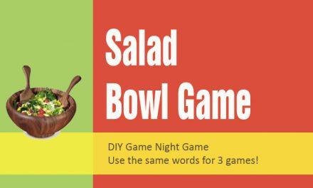 Salad Bowl Game
