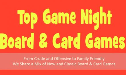 Top Game Night Board and Card Games