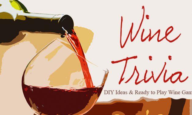 Wine Trivia Game