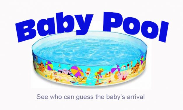 Baby Pool Guess the Babys Arrival