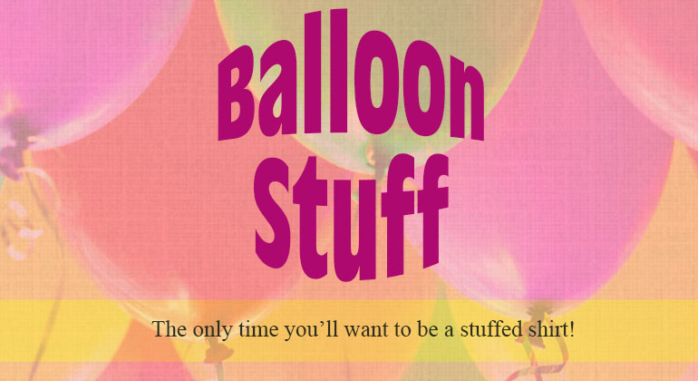Balloon Stuff Game