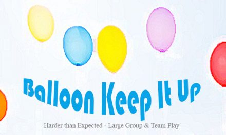 Balloon Keep It Up