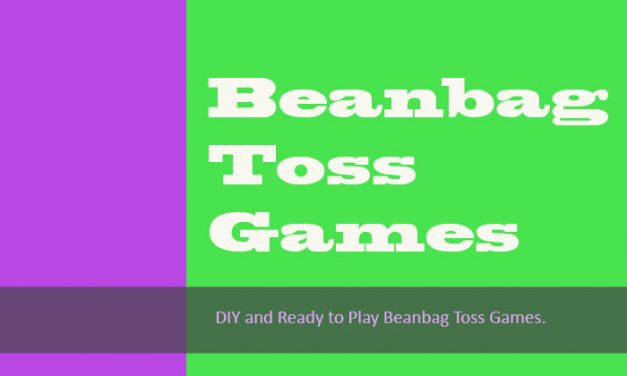 Beanbag Toss Kid's Games