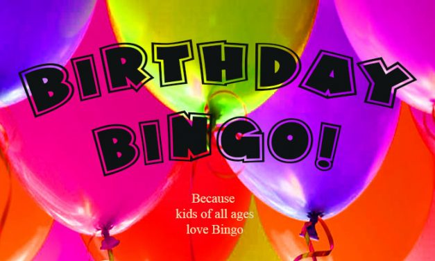 Birthday Bingo
