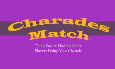 Charade Match