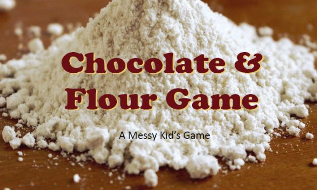 Chocolate and Flour Game