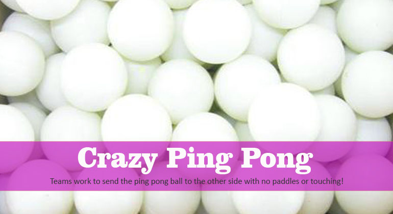 Crazy Ping Pong