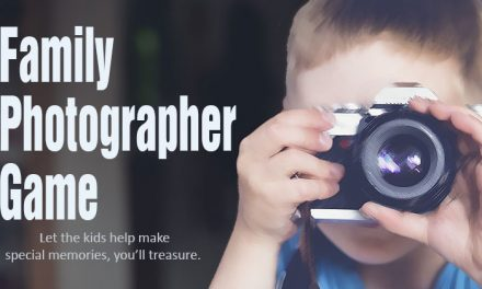 Family Photographer Game