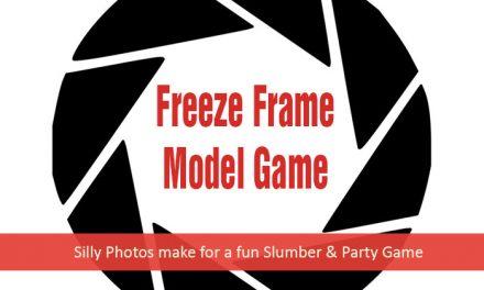 Freeze Frame Model Game