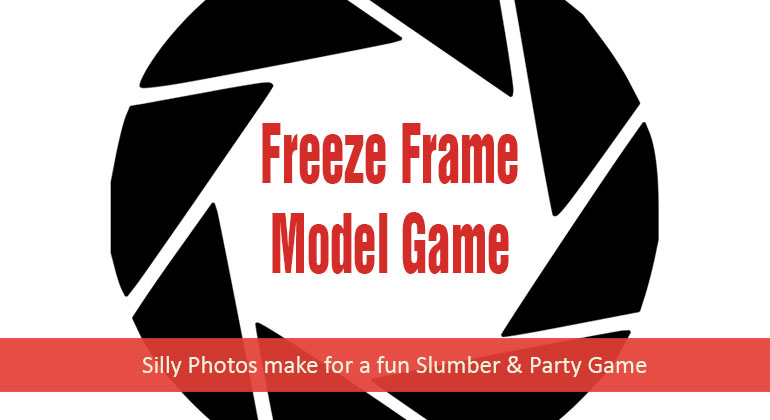 Freeze Frame Model Game