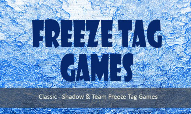 5 Freeze Tag Games
