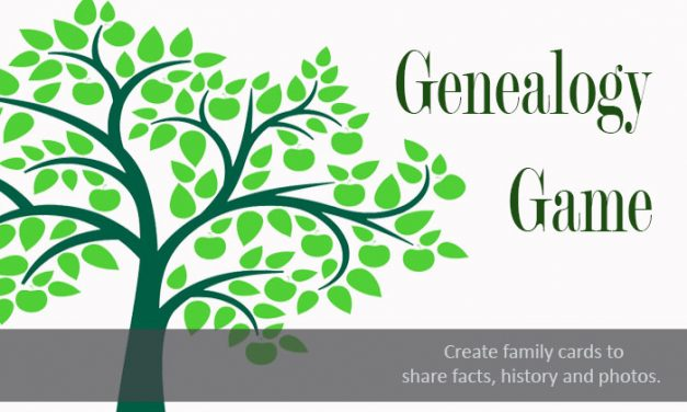 Genealogy Game