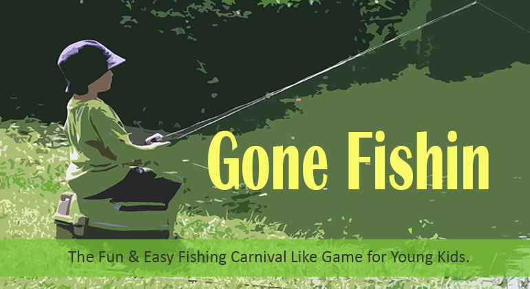 Gone Fishin Kids Game
