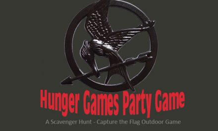 Hunger Games Party Game