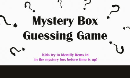 Mystery Box Guessing Game