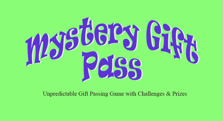 Mystery Gift Pass Game
