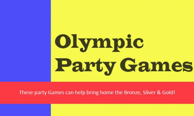 Olympic Party Games