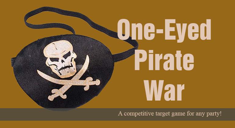 One-Eyed Pirate War