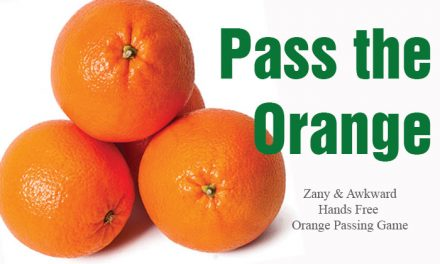 Pass the Orange