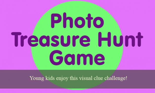 Photo Treasure Hunt