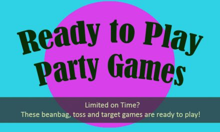 Ready to Play Birthday Party Games