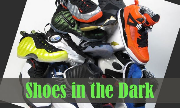 Shoes in the Dark