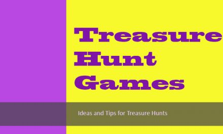 Treasure Hunt Game