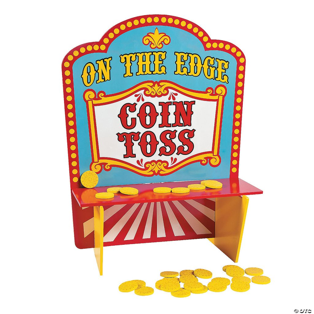 Carnival Coin Toss Game