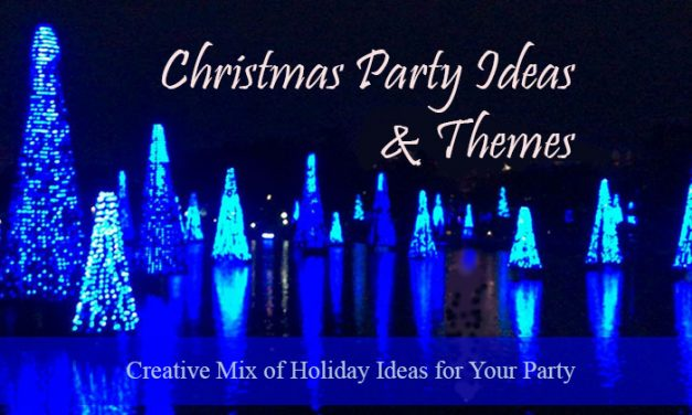 Christmas Party Ideas and Themes