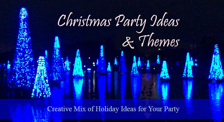 Christmas Party Themes.Christmas Party Ideas And Creative Holiday Party Themes