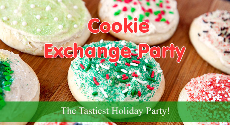 Cookie Exchange Party Cookie Swap How To Host A Cookie Exchange Party