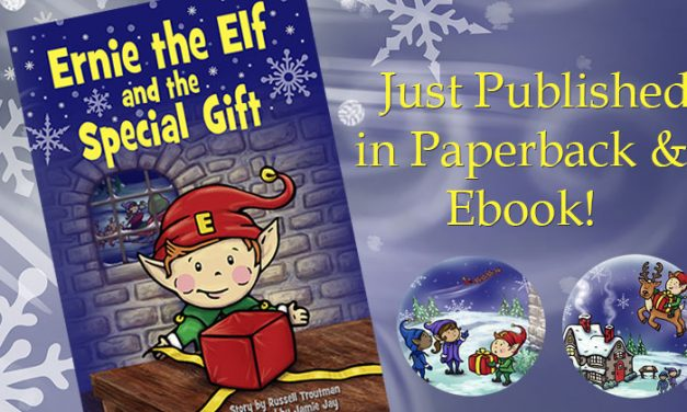 Ernie the Elf and the Special Gift Book