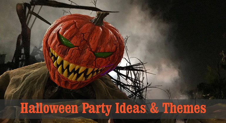 35 Halloween Party Ideas and Themes