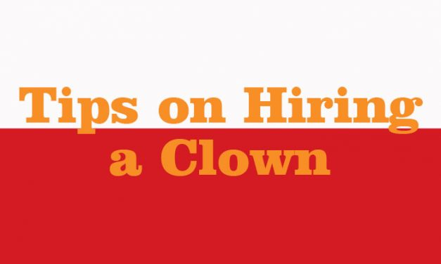 Tips on How to Hire a Clown