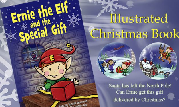 Kids Christmas Book Ernie the Elf and the Special Gift