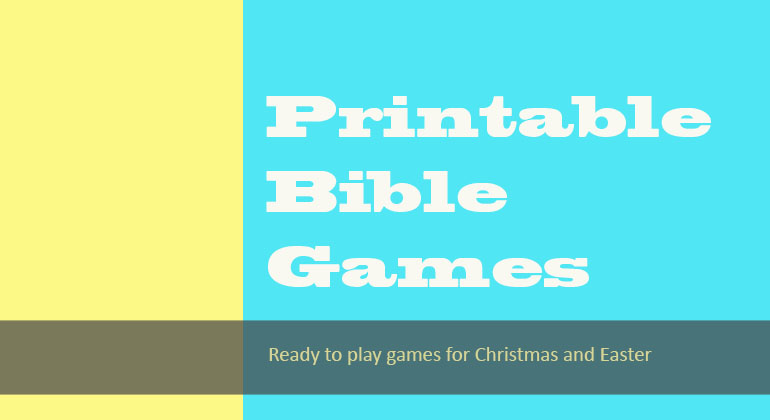 image regarding Printable Bible Trivia Games named Printable Bible Online games, Trivia, Church Sunday College or university Video games