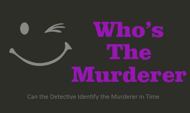 Who is the Murderer? Card Game