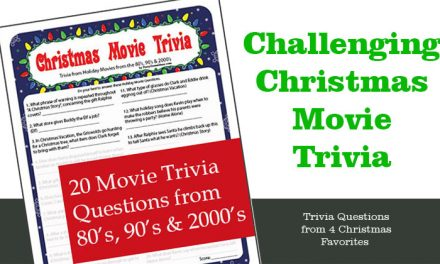 Christmas Movie Trivia