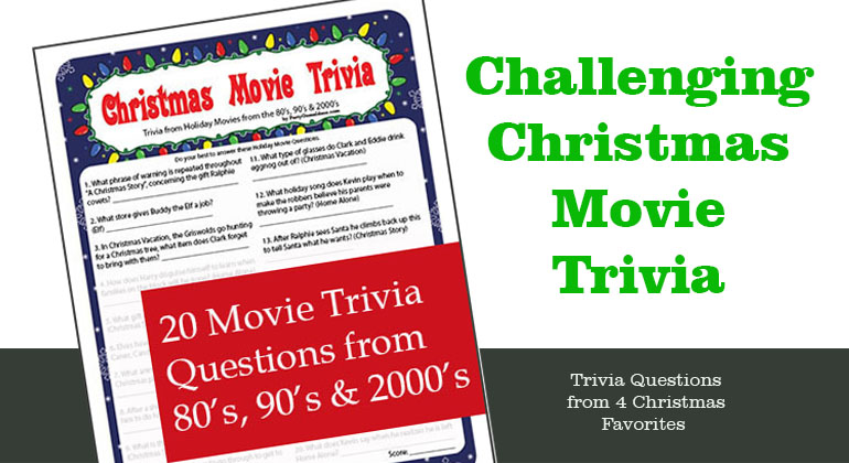 photograph regarding Mardi Gras Trivia Quiz Printable known as Xmas Video Trivia Printable Match