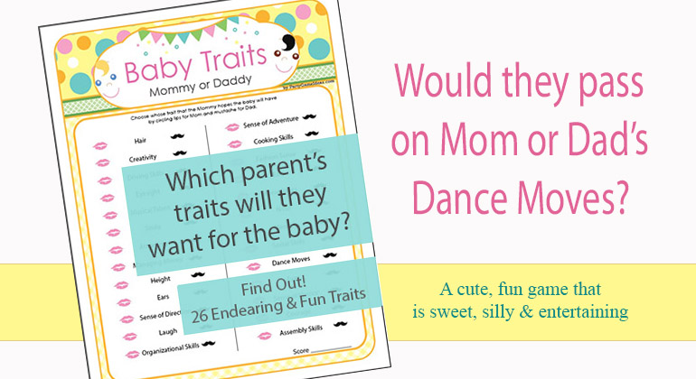Baby Traits Game