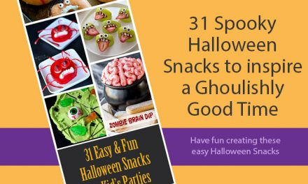31 Halloween Snacks for Kids Parties