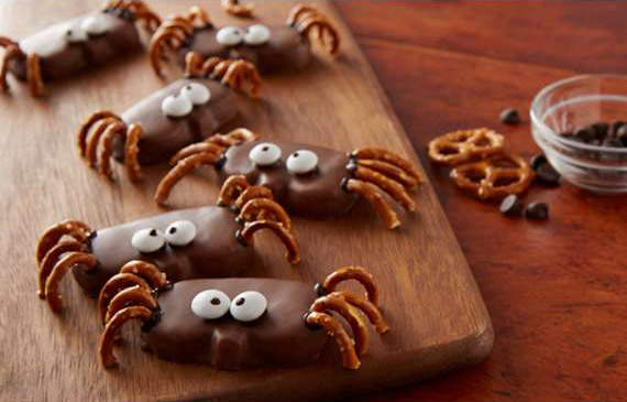 Cookie - Peanut Butter Spiders