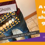 Get Out Ghosts Halloween Junk in the Trunk