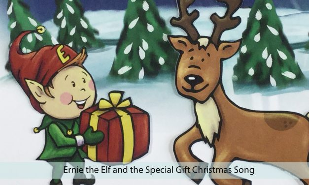 Just Released New Christmas Song for Kids Ernie the Elf