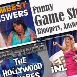 Funny Game Show Bloopers, Answers and Spoofs