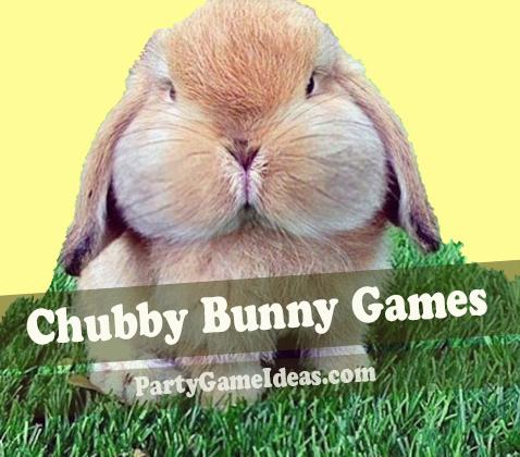 Chubby Bunny Games